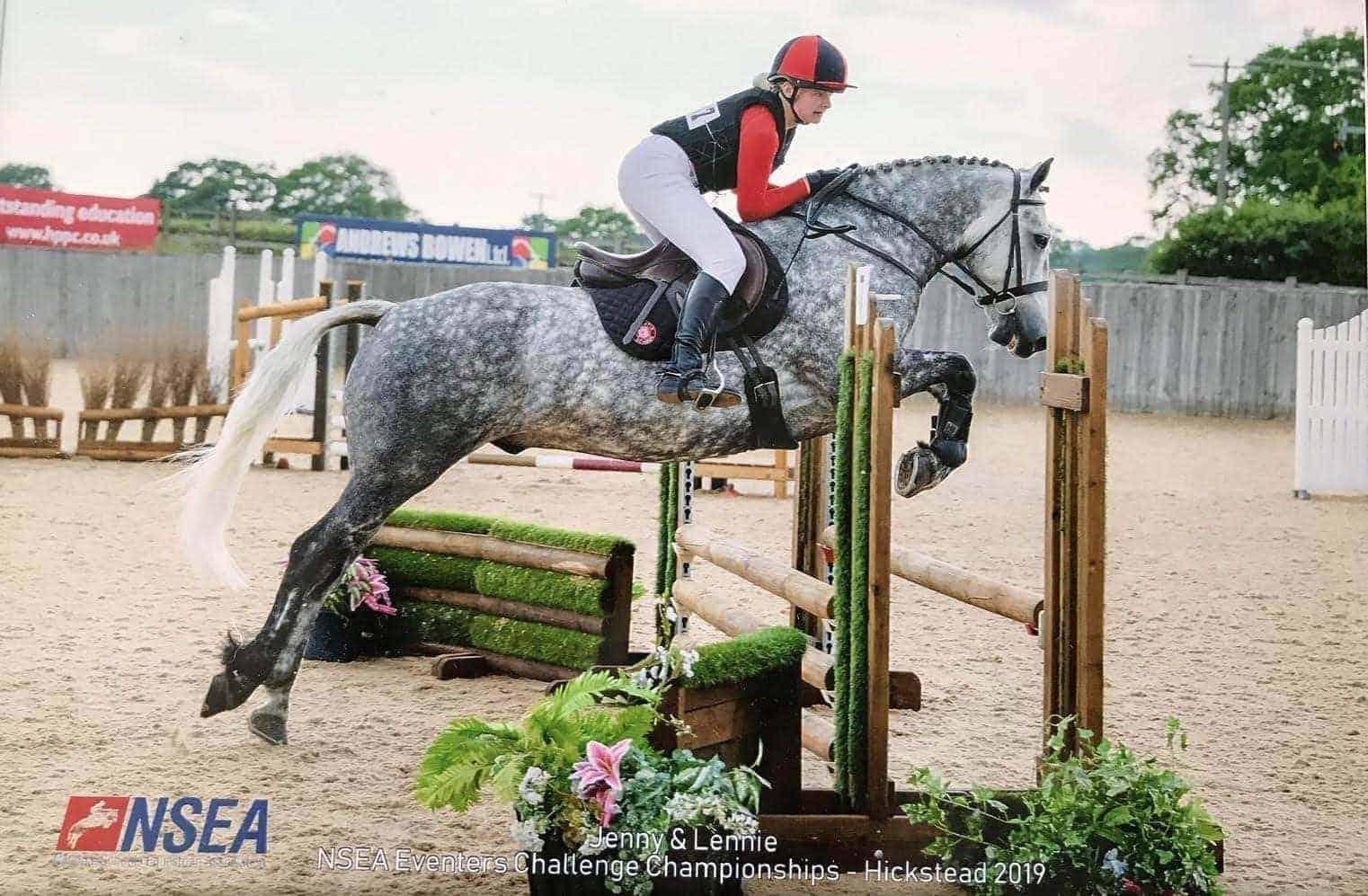 Equestrian Team Jump For Joy Royal Latin School