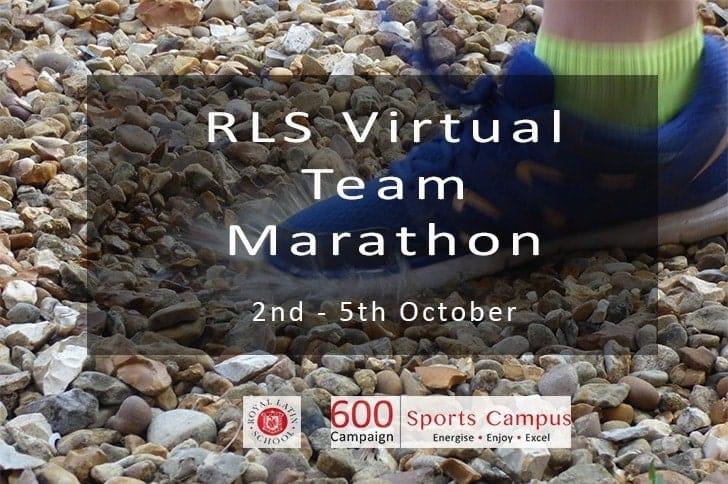 RLS Virtual Marathon